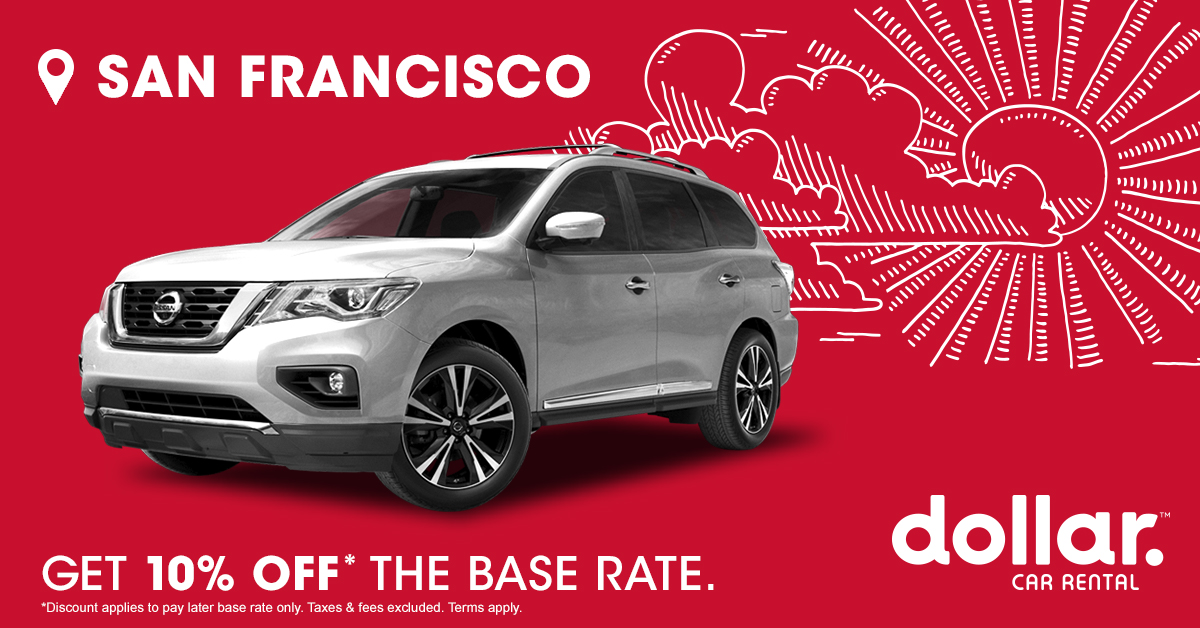 Get 10% Off The Base Rate*