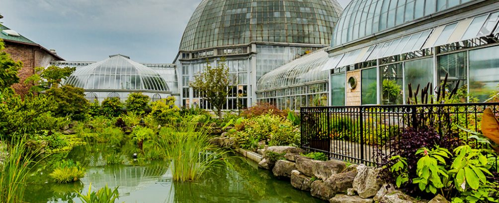 Detroit's Belle Isle Aquarium.